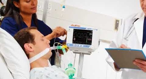 Watch a video on etCO2 monitoring improving patient safety