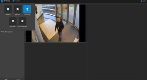 Security Center Web Client:  Access control