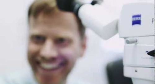 ZEISS Primo Star iLED - Auraminfärbung zur Diagnose von Tuberkulose