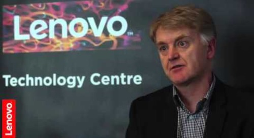 The Lenovo Technology Centre - UK