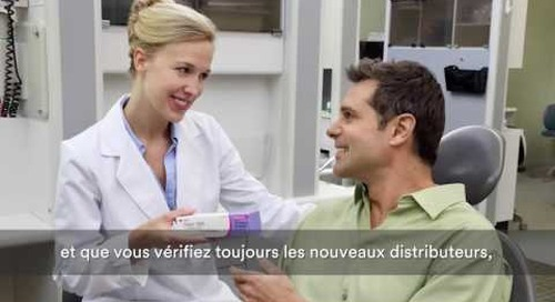 Deux questions à l'intention des dentistes