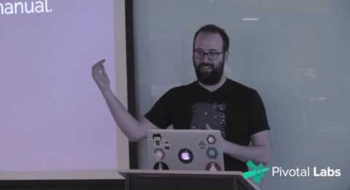 Continuous Visual Integration — Mike Fotinakis