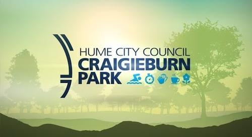 Hume City Council: Craigieburn Park Map