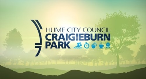 Hume City Council: Craigieburn Park Map