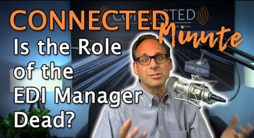 Is the Role Of the EDI Manager Dead?