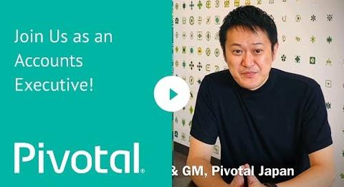 APJ -Tokyo - Join Us as an Accounts Executive!