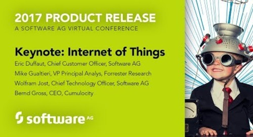 2017 Product Release Keynote - Internet of Things