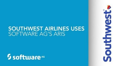 Southwest Airlines uses Software AG's ARIS
