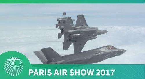 Paris Air Show 2017: F-35 show debut