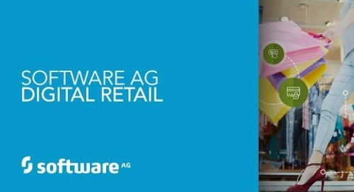 Software AG & Customer-Obsessed Digital Retail