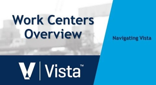 Vista Work Centers