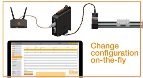 Simplest motor control system for stepper, DC, and EC/BLDC motors