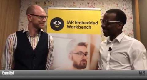 Maximize Your Develop Tools at an IAR DevCon