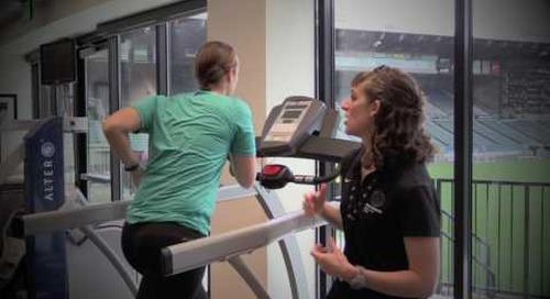 Heart to Start: Running technique