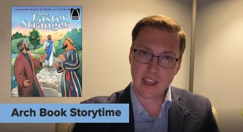 The Easter Stranger | Arch Book storytime with Matt Bergholt