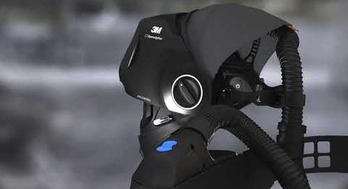 Voici le Masque de soudeur de grand rendementG5-01 SpeedglasMC 3MMC