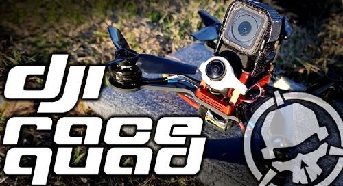 DJI Racing Drone