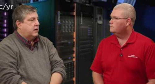 Lenovo Storage Presents: Ask The Expert:  What is High Availability?