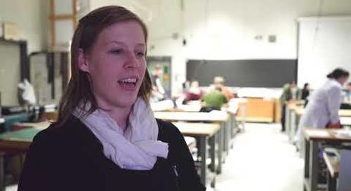AMS Alumni - Caitlyn