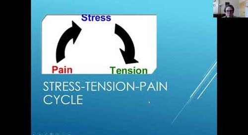 Understanding Pain Session 4: Stress and Pain