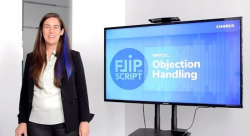 Flip The Script: Objection Handling (ft. Becc Holland)