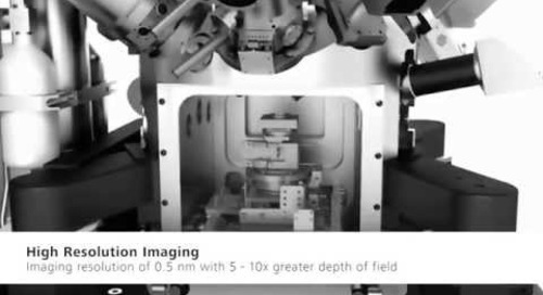 ZEISS ORION NanoFab - Your Ion Beam Microscope for Fabricating Sub-10 nm Structures