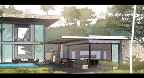 Concept Drawing Workflow - Part 1: Prepping the SketchUp Model