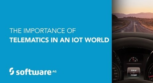 The Importance of Telematics in an IoT World