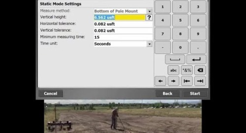 Placement of design in SketchUp Pro exported through the Trimble Site Contractor extension