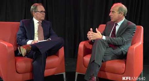 Chris Little Talks To Rod Hochman About Providence St. Joseph Health