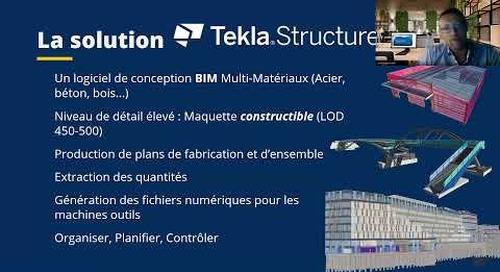 Solutions BIM Trimble pour la construction