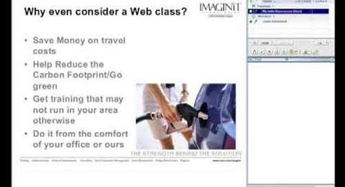 Why Take a Web Class?