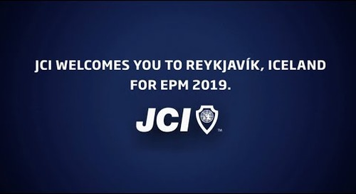 JCI Iceland bid to host JCI EPM in 2019