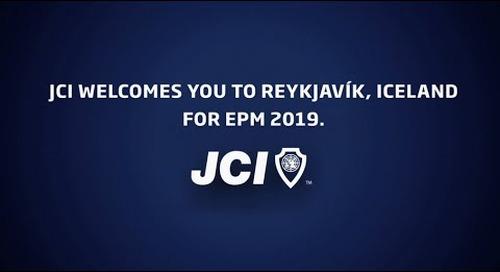 JCI Iceland bid to host JCI EPM in 2019