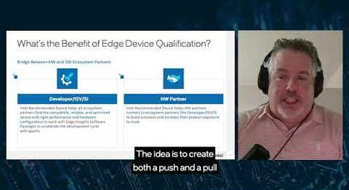 How AAEON Uses the Intel® Edge Software Hub