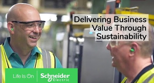 Whirlpool Partners with Schneider Electric to Drive Sustainability Goals