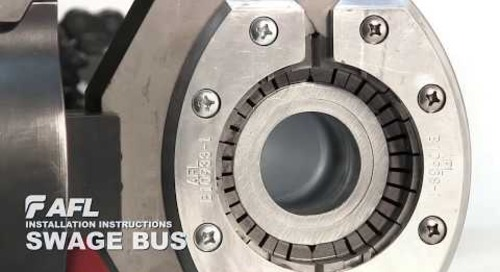 Swage Bus Installation Instructions