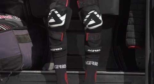Acerbis Soft Knee 2 0 -  Knee guards