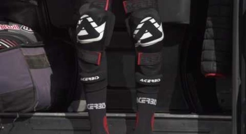 Acerbis Soft Knee 2 0 -  Knee guards