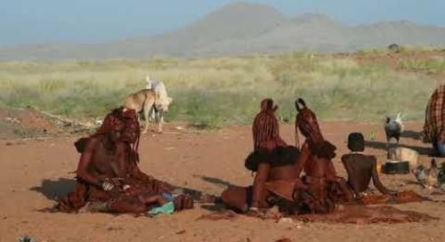 Kunene Himba
