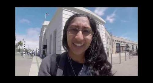 Initiating the Cod(h)er — Swarna Iyer and Shalini Kunapuli, Girls Who Code