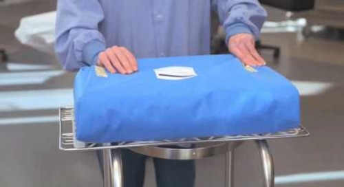 Surgical Instrument Storage Racks Carts Shelves Sterile Processing Department