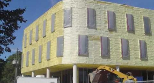 Icynene Spray Foam Insulation: Using Icynene instead of XPS Rigid Board