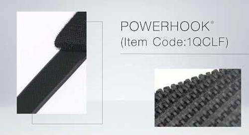 YKK® POWERHOOK®(Item Code1QCLF)