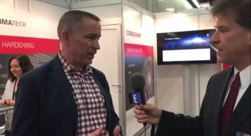 Embedded World 2016 Video: GrammaTech displays breadth of security, safety, and static analysis