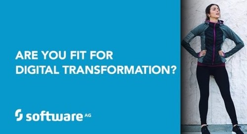 Fit for digital transformation? Find out!