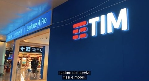 Umbrella Customer Experience: TIM (Italian subtitles)
