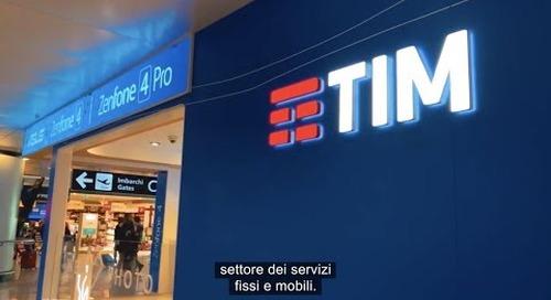 Umbrella Customer Experience: TIM (Italian subtitles)