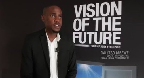 The Impact of Massey Ferguson on Young Farmers in Africa - Vision of the Future 2016