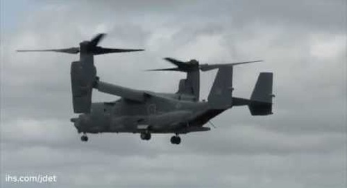 RIAT 2015: USAF 7th Special Operations Squadron Bell/Boeing CV-22B Osprey debut